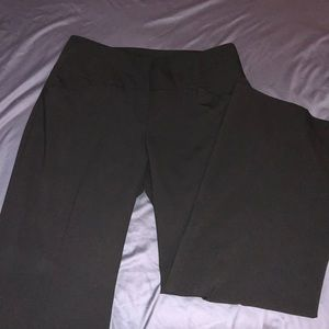 Antonio Melani | Black Wide-Leg Trousers, Size 12